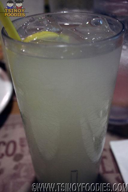 bottomless lemonade