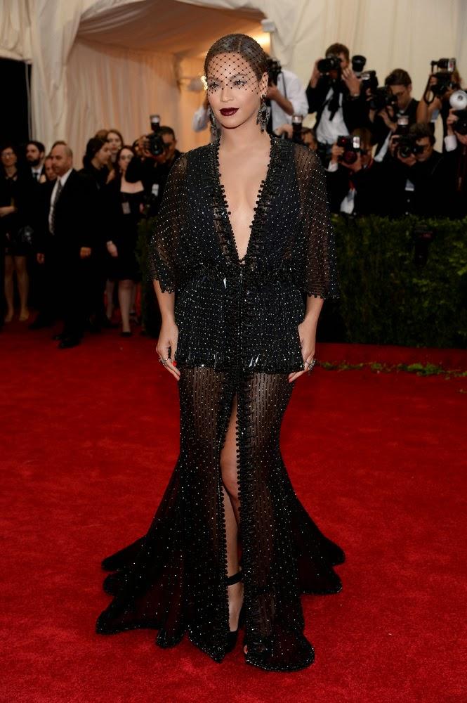 Beyonce Knowles, Met Gala