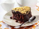 Cake Cokelat Kismis