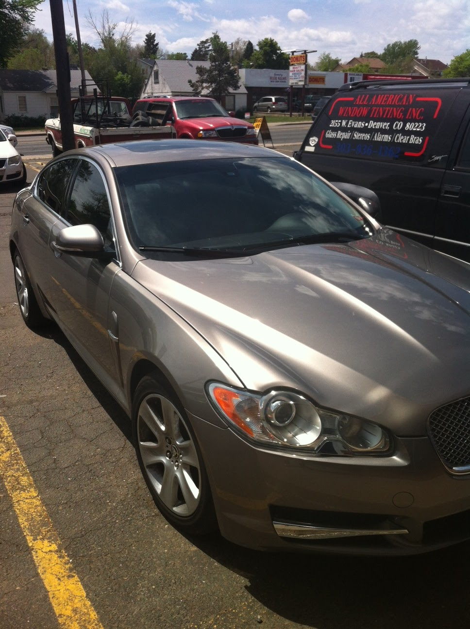 All american window tinting window tinting in denver see for 0 window tint