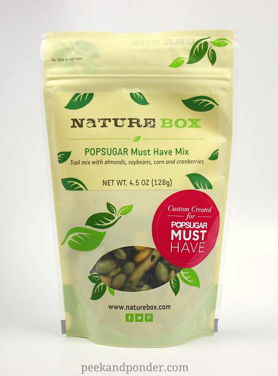 NatureBox POPSUGAR Must Have Mix