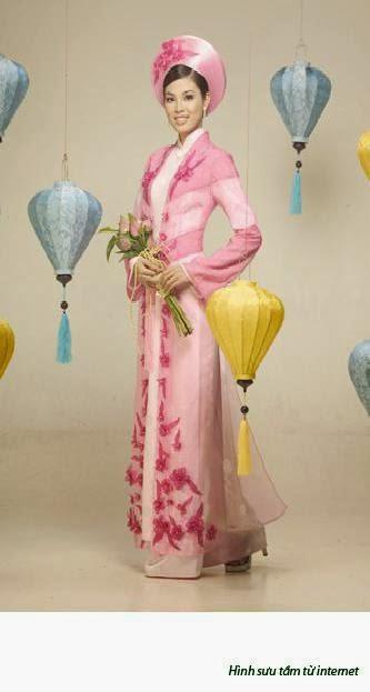 Dịch vụ cưới hỏi : Chọn áo dài cưới thật tinh tế cho cô dâu