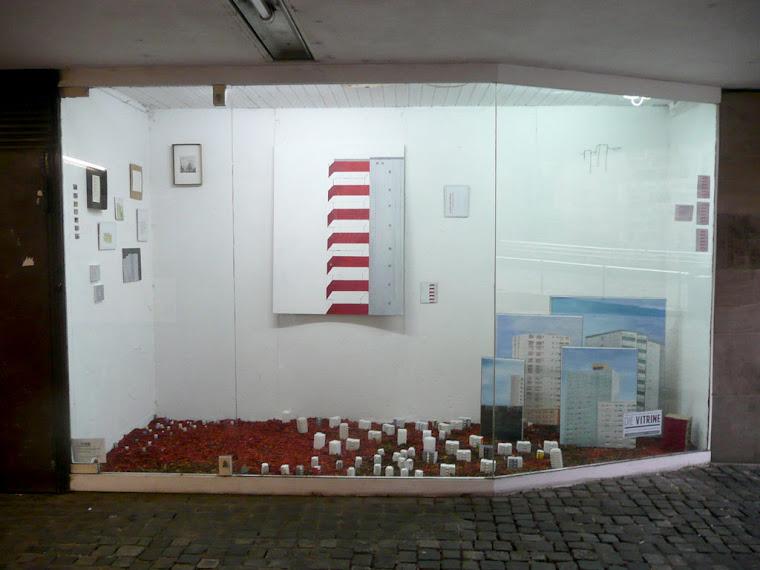 """Karla Koehler, """"Urbane Welt"""", November 2012"""