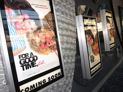 poster premiere Toronto Scotiabank For A Good Time, Call... 2012