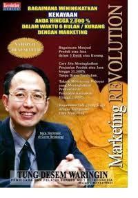 Buku Tung Desem Waringan Marketing Revolution