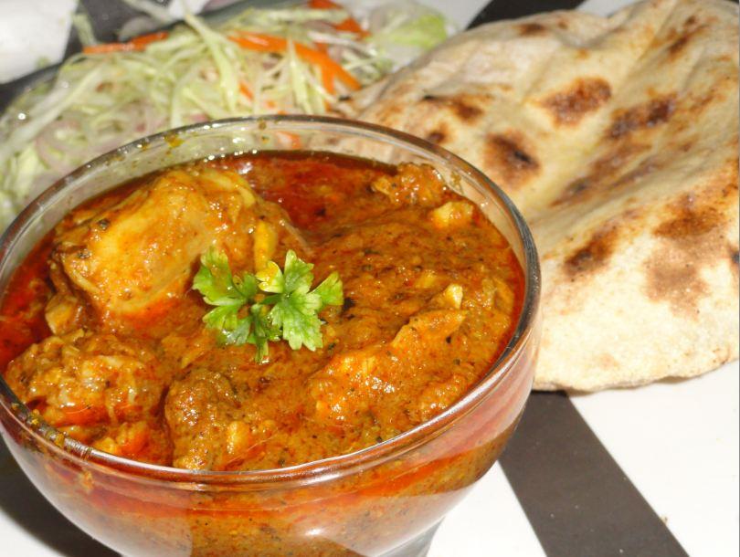 Kitchen mania indian chicken curry