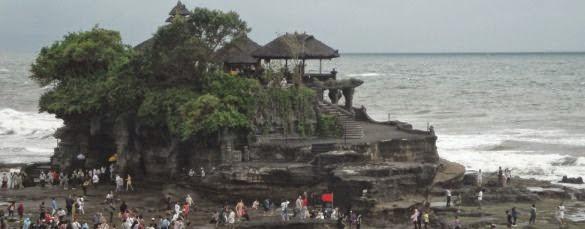 Tanah Lot Hindu Bali Sea Temple - Tabanan, Kediri, Beraban, Tanah Lot