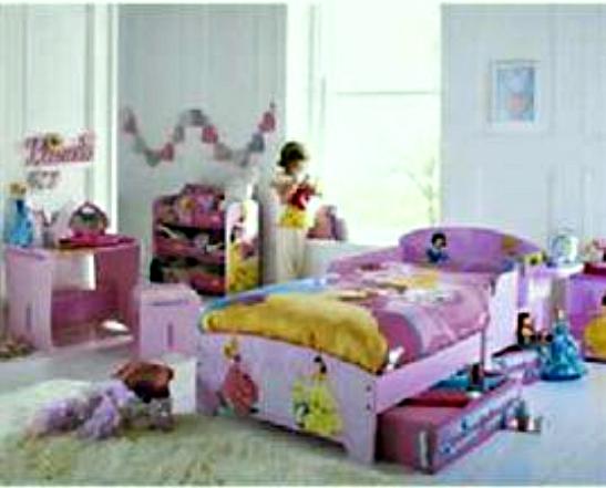 Disney Princess Toddler Bed with Underbed Storage and Bedside Shelf & LIVE MBC: Disney Princess Toddler Bed with Underbed Storage and ...
