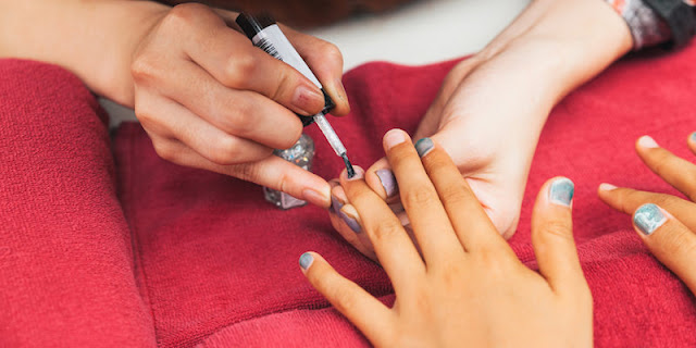 Warning: Your Nail Polish Might Be Seriously Damaging Your Body