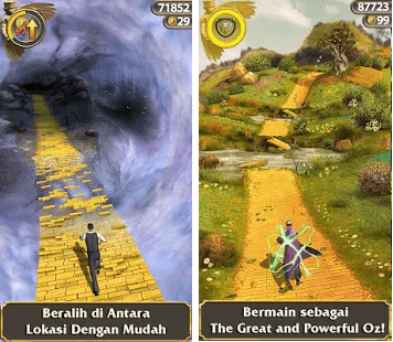 Temple Run Oz apk mod data
