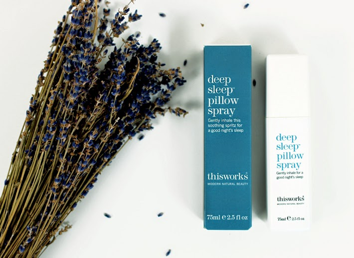 Take part in the This Works Sleep Plus Challenge featuring Deep Sleep Pillow Spray review