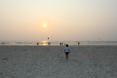Benoulim Beach Goa