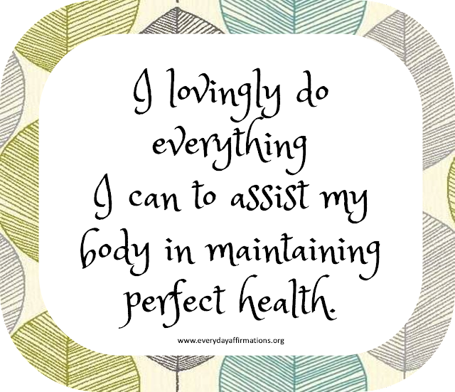 Affirmations Poster, Affirmations for Weight-loss, Daily Affirmations