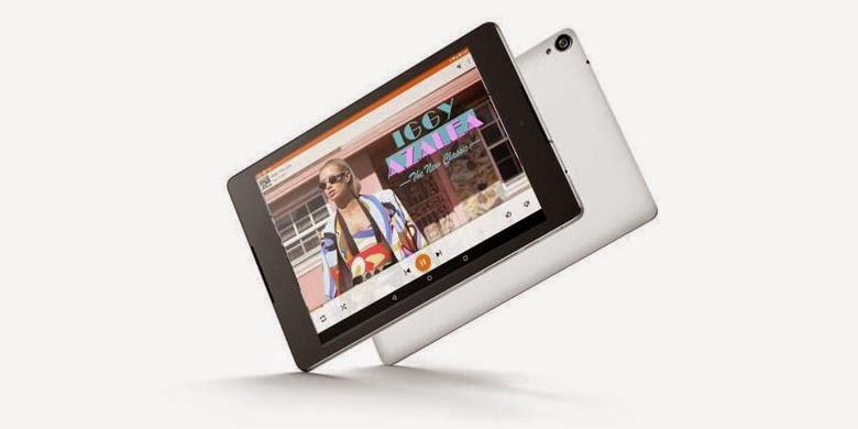Harga HTC Nexus 9 Android Lollipop Dibanderol Rp.6.1 Juta