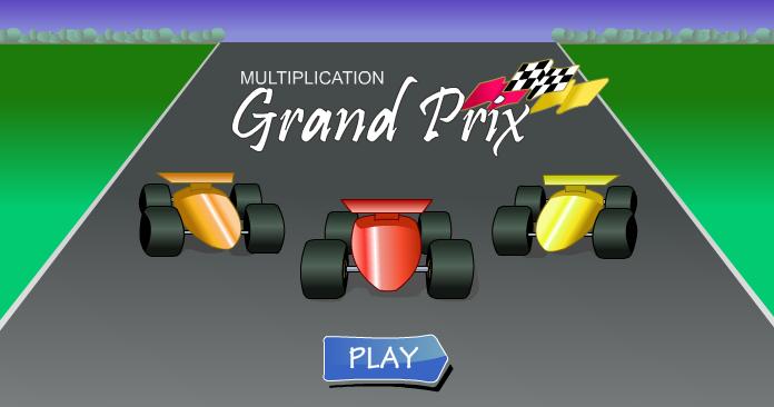 C mo practicar las tablas de multiplicar de manera for Catalogo grand prix