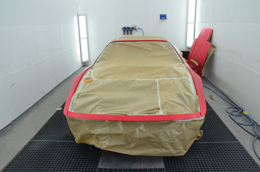 atelier carrosserie ferrari 355 gts. Black Bedroom Furniture Sets. Home Design Ideas