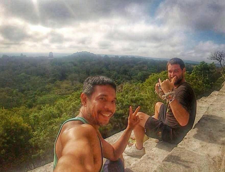 Tikal Wonder of the World