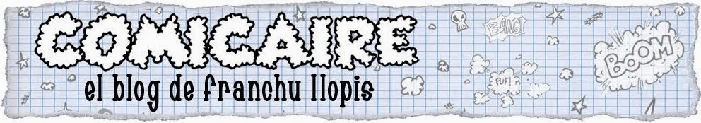 Comicaire - Humor gráfico, tiras cómicas del dibujante Franchu Llopis