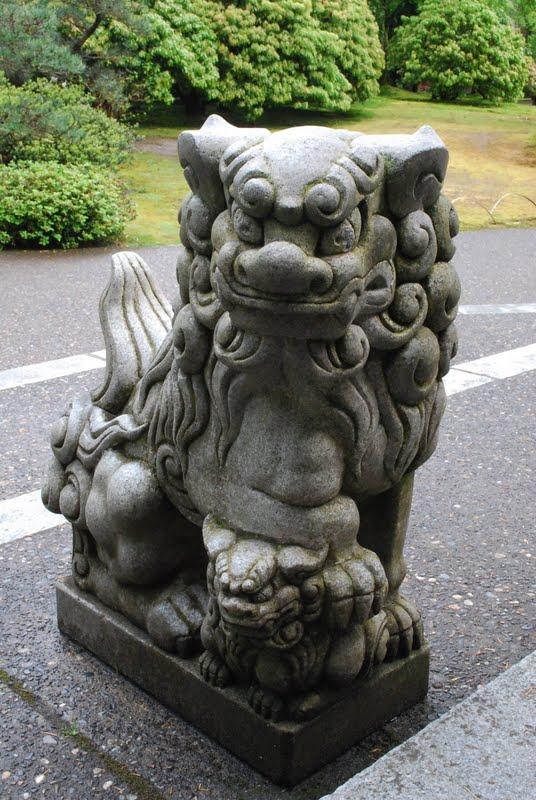 Wanderlust traveler portland oregon sightseeing for Garden statues portland oregon