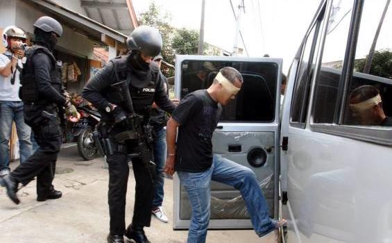 Teroris Temanggung Berencana Bom Kedubes Myanmar