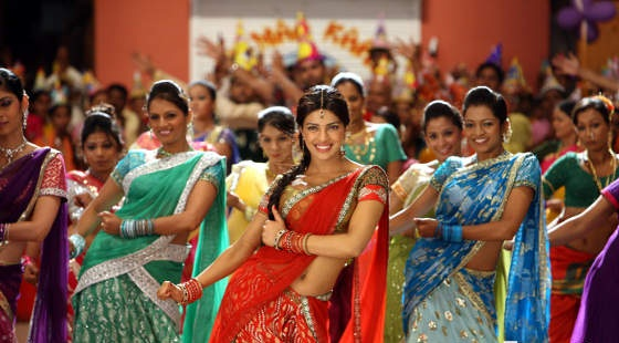 1 - Katrina Kaif &amp; Priyanka Chopra&#39;s Agneepath Looks Revealed 