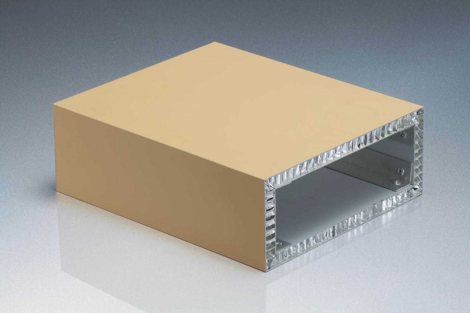 Surface Applied Aluminum Composite Panel : Aluminum honeycomb panel manufacturer