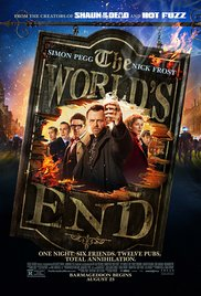 Watch The World's End Online Free 2013 Putlocker
