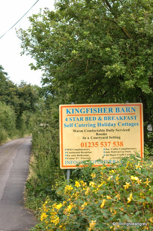 The Kingfisher Barn, Abingdon-on-Thames, Oxfordshire, UK
