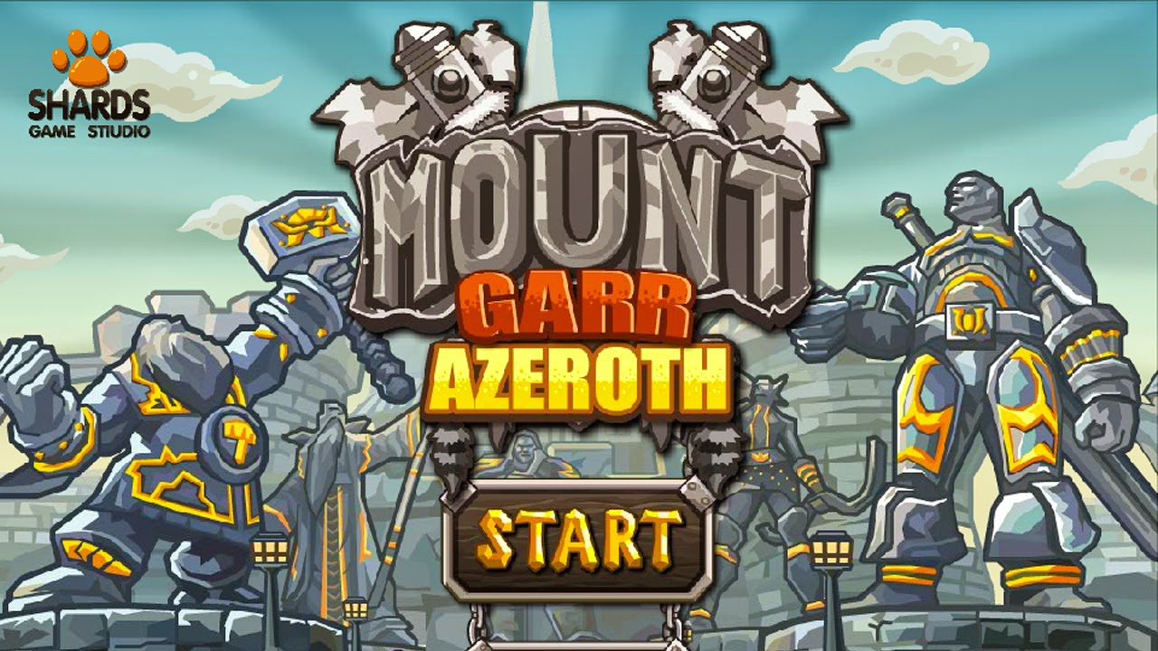 Azeroth Gameplay Android