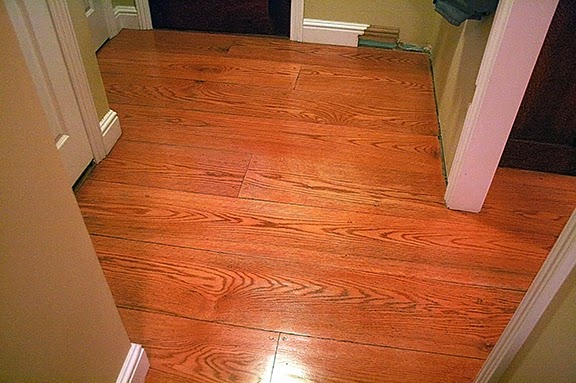 Dustless Floor Refinishing NY