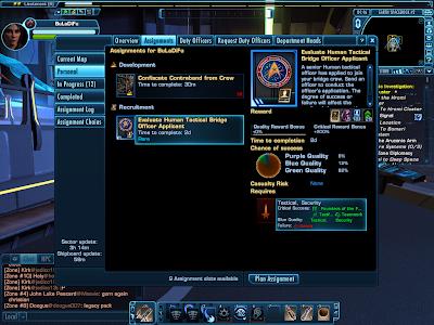Star Trek Online - Assignment