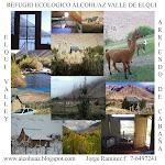 Arriendo de  Refugio Cordillerano Alcohuaz