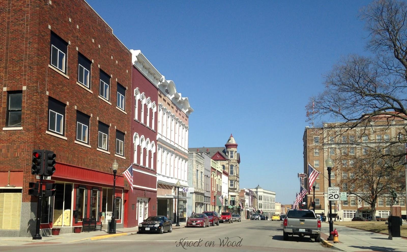 Ohio Street in Sedalia, MO