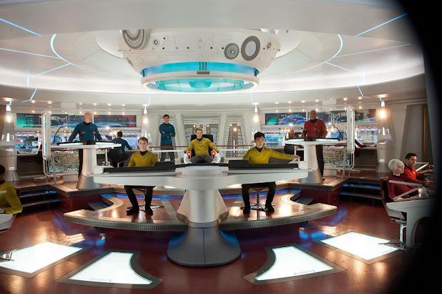 Star Trek Into Darkness - Enterprise Bridge - 001 | A Constantly Racing Mind