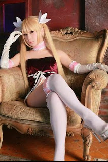 Dance in the Vampire Bund Mina Tepeş cosplay by Koyuki