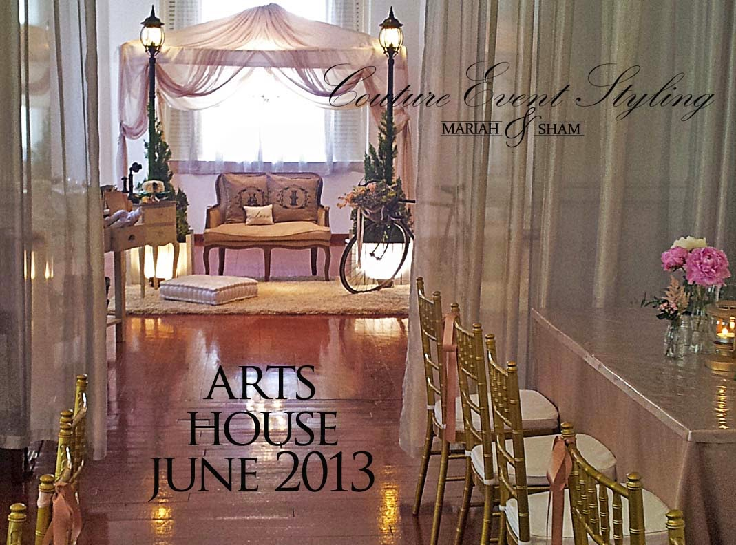 Event Styling - Arts House