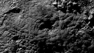 Nasa identifica possíveis 'vulcões de gelo' em Plutão