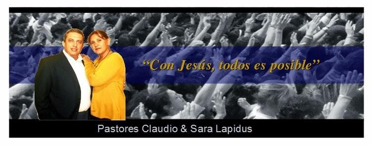 Claudio & Sara Lapidus