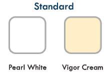 ตัวอย่างสีของฝ้าชายคา ของ standard