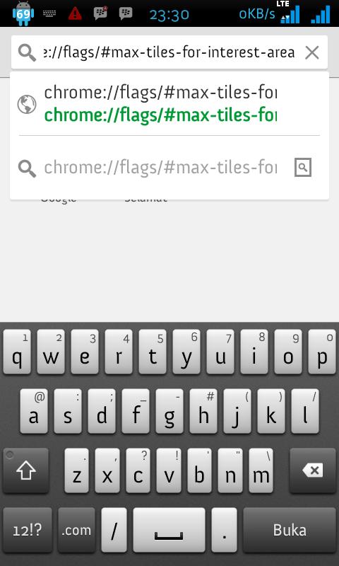 Cara Mempercepat Koneksi Google Chrome di Android