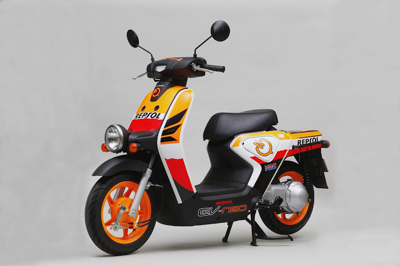Electric Scooter Repsol Honda EV-neo