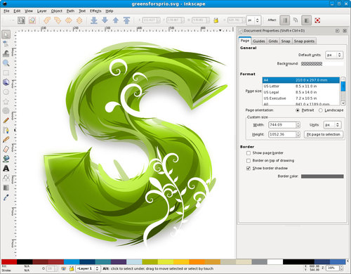Web graphics design free graphics design software for Blueprint software download