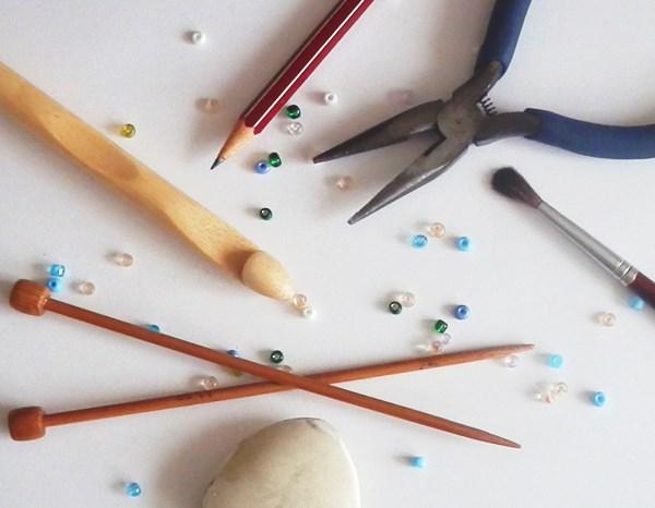 Loisirs créatifs : mon matériel indispensable
