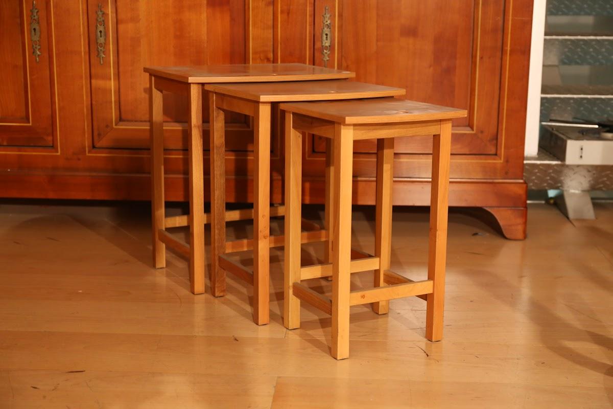 Lellisse vintage: tavoli e tavolini
