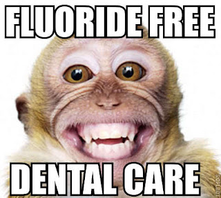 fluoride free tooth paste