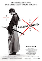 Download film Rurouni Kenshin a.k.a Samurai X (Live Action) dvdrip brrip 2012 indowebster