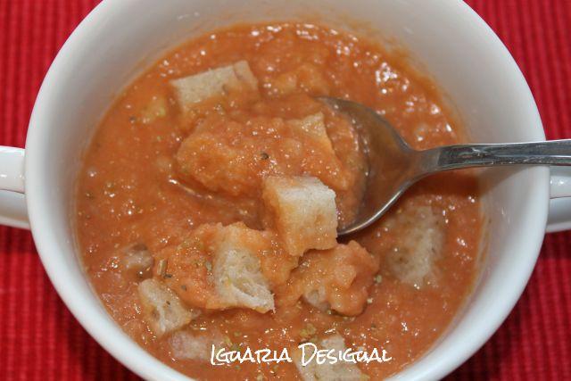 Sopa+fria+alentejana