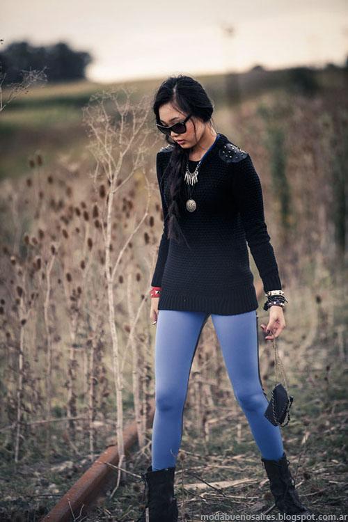 colección otoño invierno 2013 de Scombro Jeans