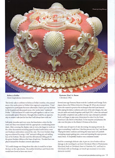 Cake Decorating Classes Near Charlotte Nc : BlakesCakes--My Cakes & Classwork: I m A Published Author!!!