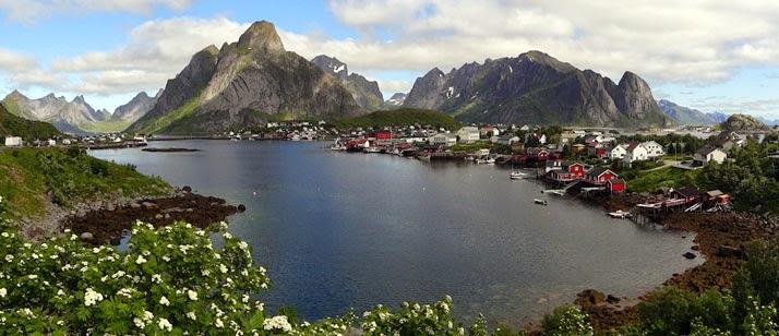 8 razones para ver Reine en Noruega